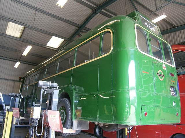 RW Greenline Bus