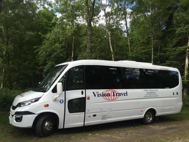 Vision Travel Website