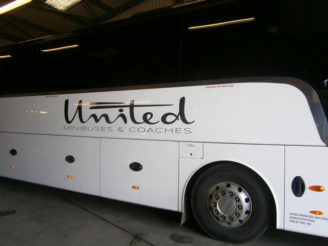United Coaches Coach