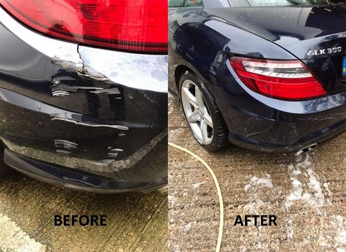 Car Body Repairs in Redhill Surrey