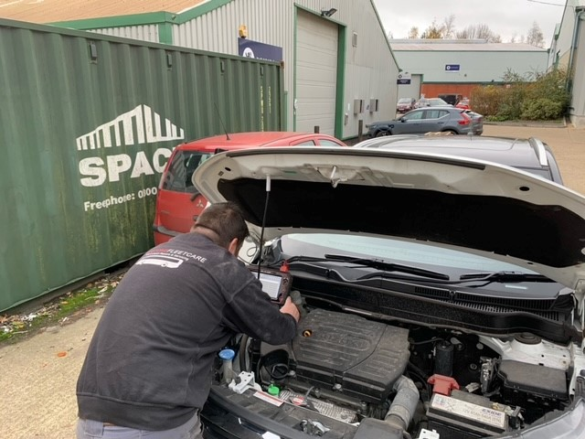 Car Servicing In Redhill Surrey