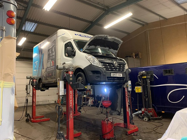 Company Vehicle, Car, Van, Truck, Fleet Maintenance In Surrey