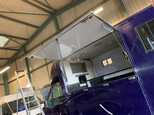 Horsebox Repairs Redhill Surrey
