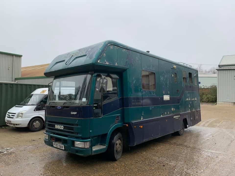 Horsebox Refurbishment, Maintenence And Servicing Surrey Sussex And Kent