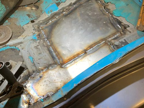 Horsebox Welding Repairs In Surrey Sussex and Kent