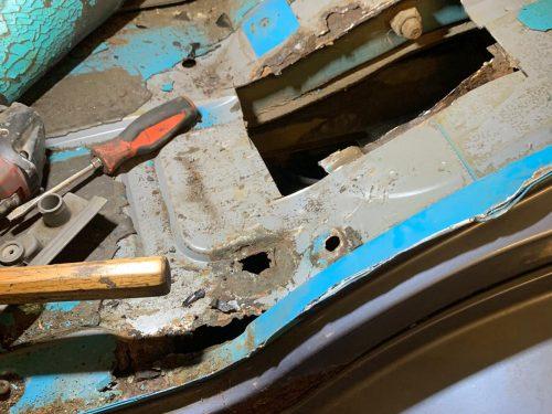 Horsebox Welding Repairs Surrey Sussex and Kent